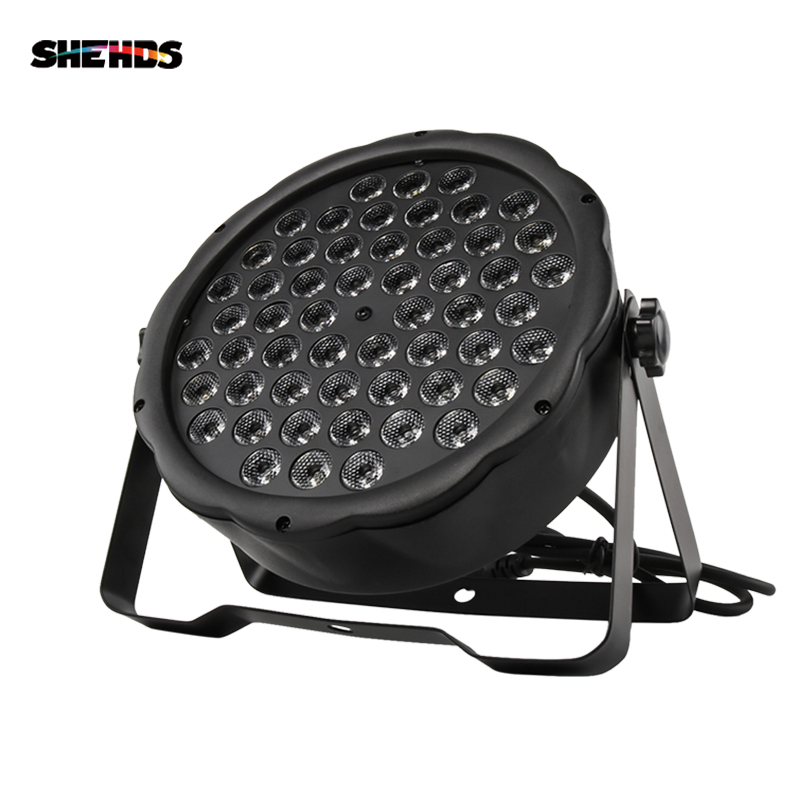 54x3w LED Light-Equipment Par-Light Disco-Wash Strobe 512 RGBW 8-Channels dmx