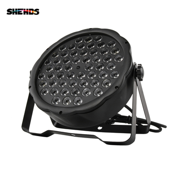 54x3W LED Par Light RGBW Disco Wash Light Equipment 8 Channels DMX 512 LED Uplights Strobe Stage Lighting Effect Light 12x3W 1
