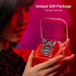 Image 5 - Divoom אספרסו נייד Bluetooth אלחוטית רמקול עם FM רדיו ותמיכה 32G מיקרו TF כרטיס עם מתנה חבילה עבור ילדה