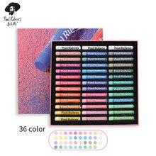 Paul Rubens Macarons olej pastelowy 36 zestaw kolorów malowanie kredki Graffiti miękkie dla artysty szkoła pastele rysunek