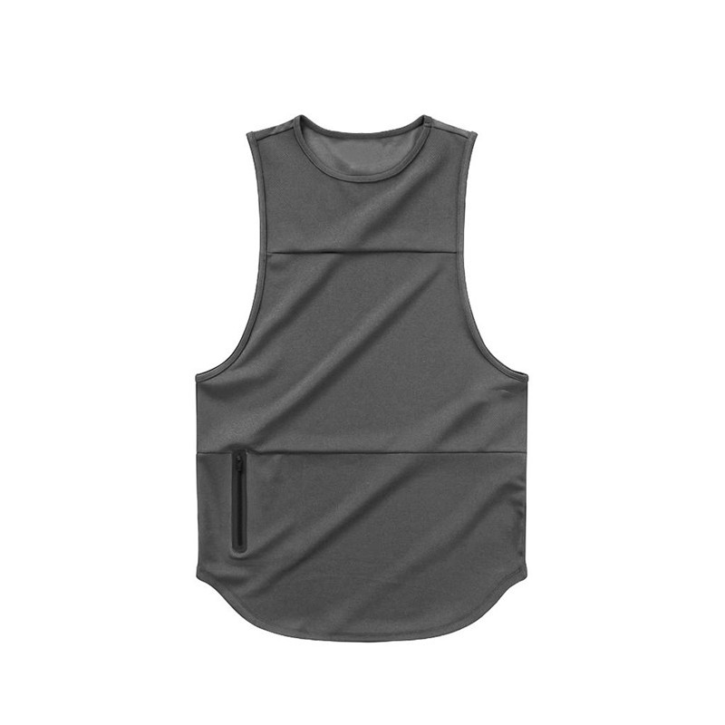 2019 Gyms Workout Sleeveless Shirt Running Tank Top Men Bodybuilding Clothing Fitness Mens Sportwear Vests Muscle Men Tank Tops 5