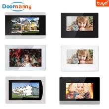 Screen Video-Intercom-System Ip-Monitor SIP Doornanny Poe-7inch 4 for 87709/87710/87111/..