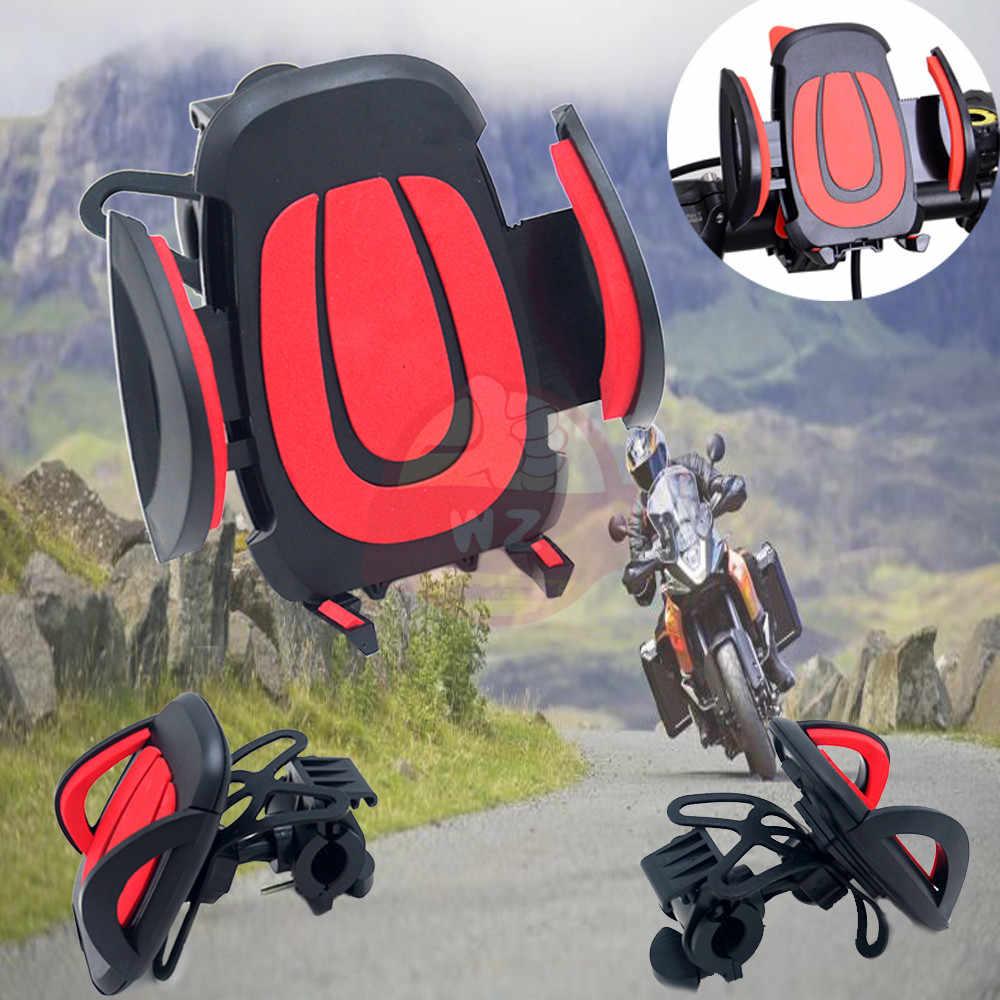 ESVNE Mobile phone Monte bicicleta suporte do telefone moto rcycle Universal 360 Rotação da bicicleta suporte do telefone suporte do telefone celular moto