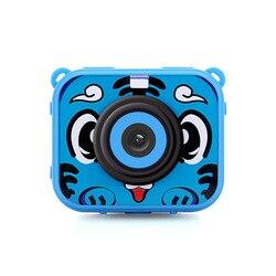 Childrens Camera Dustproof and Waterproof 1080P Camera Photography Mini Digital Camera Childrens Sports Camera