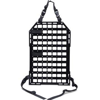 WST Tactical Insert Panel Car Seat Back Organizer Tactical Seatback Equipment - Black