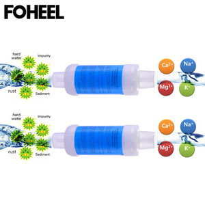 FOHEEL Second Generation Water filter Lonic water Filter For Smart toilet seat and shower faucet G1/2 and Intubation