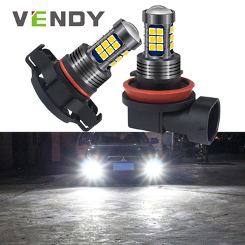 цена на 1pcs Car LED Light H8 H11 H16 HB4 9006 HB3 Bulb Lamp For toyota corolla chr auris yaris rav4 hilux avensis t25 wish tundra verso