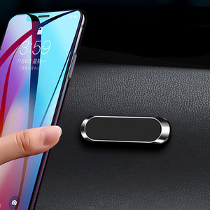 GTWIN Magnetic Car Phone Holder for Mobile Phone in Car Phone Mount for iPhone 11 Samsung Xiaomi Air Vent Clip Smartphones Stand(China)