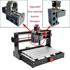Image 3 - Mostics, CNC 3018 פרו ER11 לייזר חרט Pcb מכונת כרסום cnc נתב cnc3018pro חריטת מכונת GRBL מיני חרט