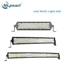 Nlpearl 22/12/32 Inch Lampu Bar/Lampu Kerja 5 Baris LED Bar Offroad Spot Banjir beam LED Lampu Kerja 12V 24V Truk Traktor ATV 4X4(China)