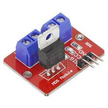 Встроенный модуль irf520 для mcu arm raspberry pi 0 24 В верхняя
