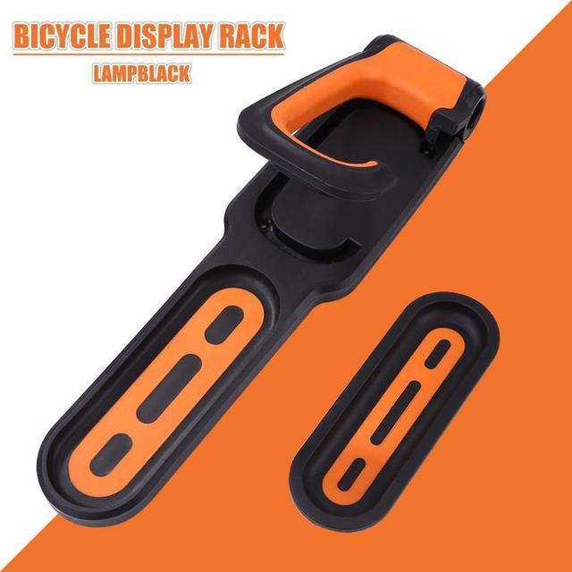 Держатель для велосипедного настенного крючка, практичная стойка для горного велосипеда, настенная вешалка для хранения, необходимые принадлежности для наружного велоспорта