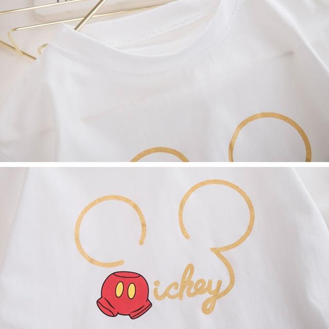 Mickey Boy Short Set 4