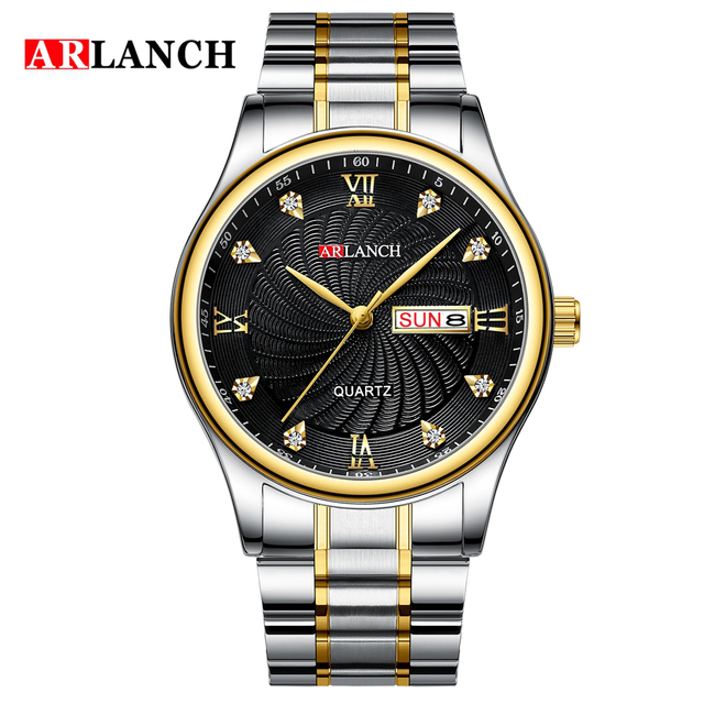 Фото arlanch брендовые роскошные часы унисекс для влюбленных пар