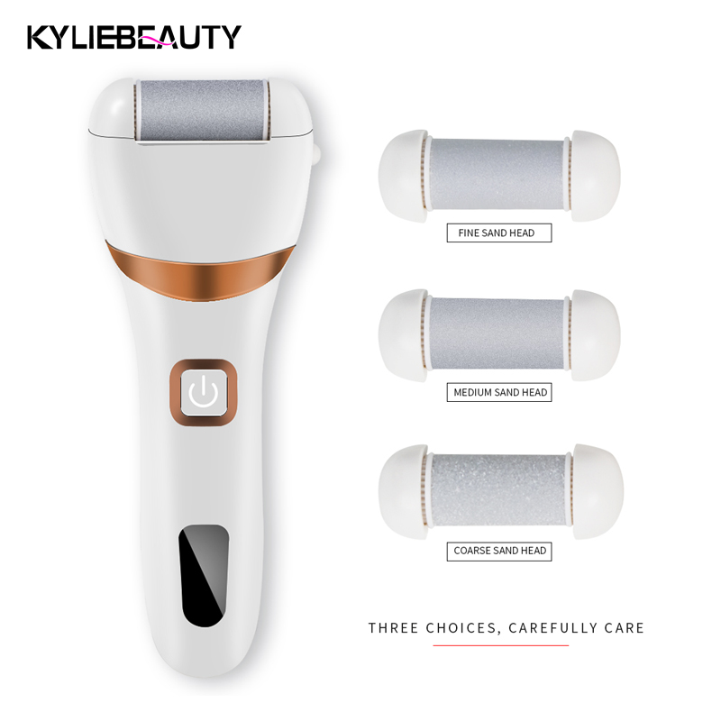 Electric Sawing Foot File Foot Care Tool Electric Pedicure Tools Pedicure Machine  Peel Skin Roller Callus Remover File For Foot