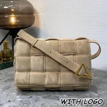 Иск коровьей цепи оплетка сумка из настоящей кожи, сумка через плечо, сумки для Для женщин Роскошные сумки в руку, Для женщин сумки дизайнерс...