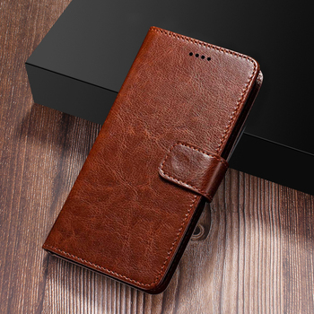 Luxury Flip Wallet Leather Cover Case for Samsung S7 S6 edge S8 S9 S10 5G Plus S10e Note 9 8 10 S5 Neo S4 S3 Duos Soft TPU
