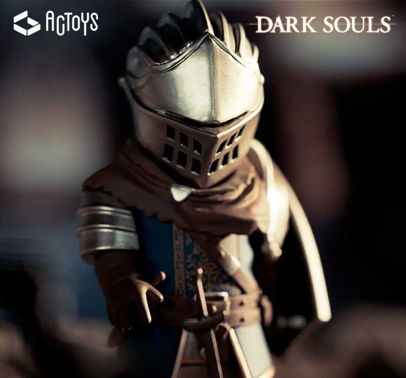 ACTOYS Dark Souls Les Six Mini-FIGURES Candy Toy in Stock NEW