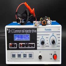CR-C multifunções diesel injector comum ferroviário testador ferramenta diesel injector driver tester