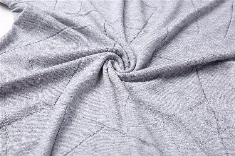 decote em v pull homme malhas macias