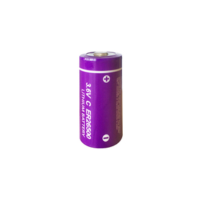 Image 3 - 3 個 3.6 v 9000mah er 26500 電池小学校 c Li SOCl2 batteria ER26500 貯蔵寿命 10 年優れた LR14 r14P 1.5 v c バッテリー