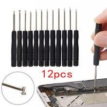 12pcs 2 0 cross small screwdriver font b toy b font screwdriver 2mm word gift screwdriver