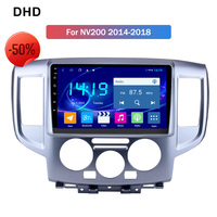 Android 9.0 IPS Screen 4GB RAM 9 Inch Car Multimedia Player Radio For 2009 NISSAN NV200 GPS Navigation Auto Stereo Head Unit
