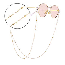 TTLIFE Beaded Non-Slip Glasses Chain Lanyard Accessories Strap Necklace Eyeglass