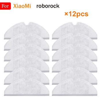 Dry Wet Mop Cleaner Cloth Rag Accessories For XiaoMi Roborock S5 S5Max S50 S51 S55 S6 S60 S6 Pure S6 MaxV Vacuum Mop Clean Parts