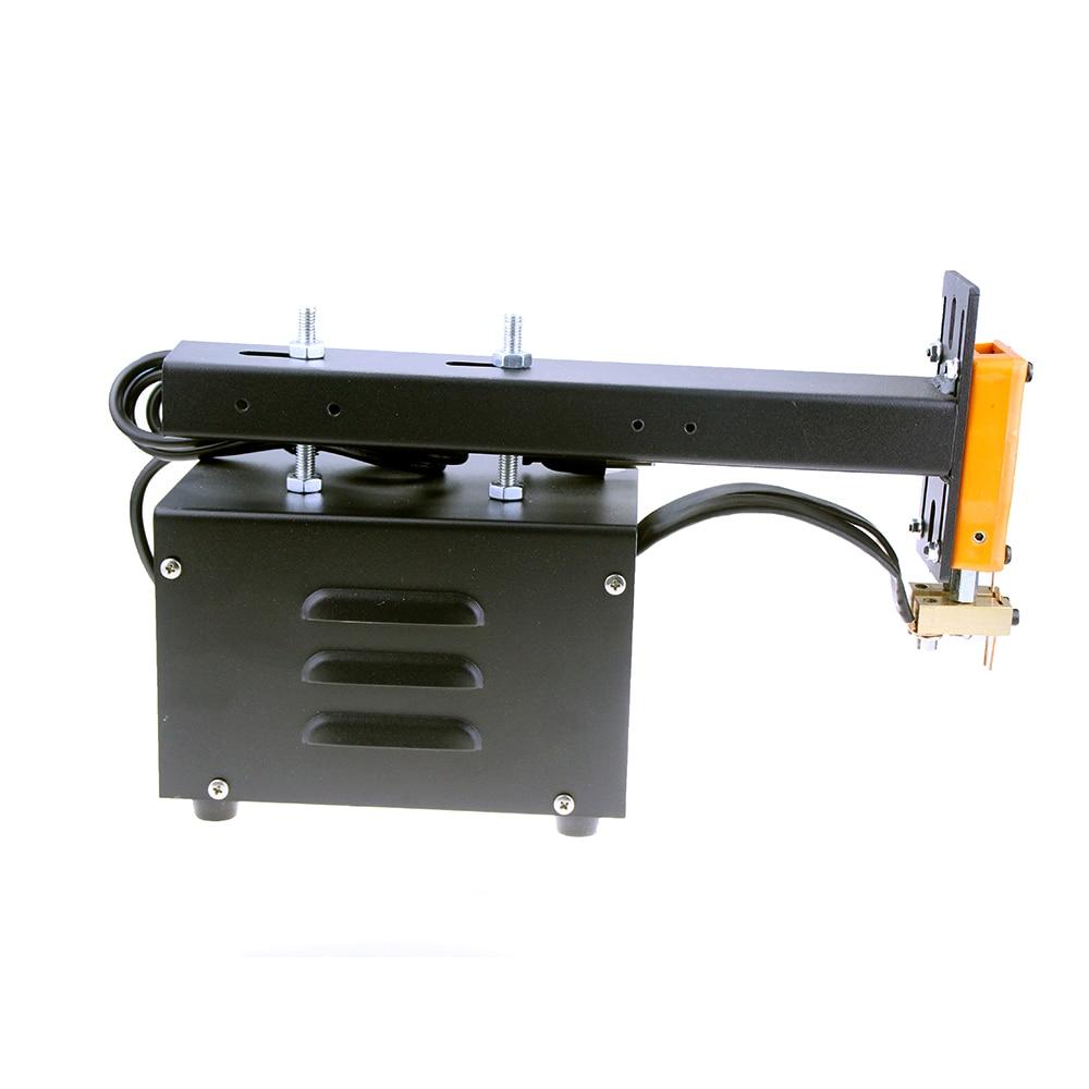 Tools : JSD-IIS 3KW High Power Spot Welder For 18650 Lithium Battery Pack Weld Precision Pulse Spot Machine Pulse adjustable 110V 220V