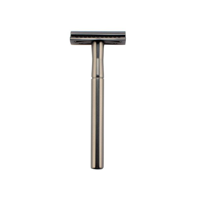 2020 Razor Men's Shaving Razor Zinc Alloy Safety Razor Classic Double-edged Shaver For Men Shaving & Hair Removal G0321