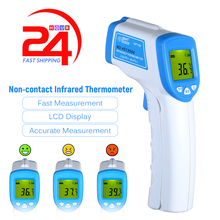 IN Stock Non contact Infrared Thermometer Digital Infrared Thermometer Digital Infrared Temperature Meter