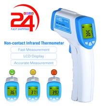 In Voorraad Non contact Infrarood Thermometer Digitale Infrarood Thermometer Digitale Infrarood Temperatuur Meter