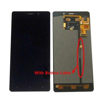Pantalla de alta potencia 5 cinco Pro/potencia 5 pantalla LCD pantalla táctil Digiziter Panel de vidrio completo montaje negro Potencia cinco 5