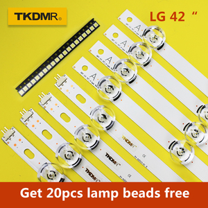 LED Backlight strip 8 Lamp For