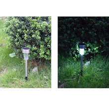 Solar Lights Outdoor LED Garden Pathway Light Landscape  Wall Decorative Lamp