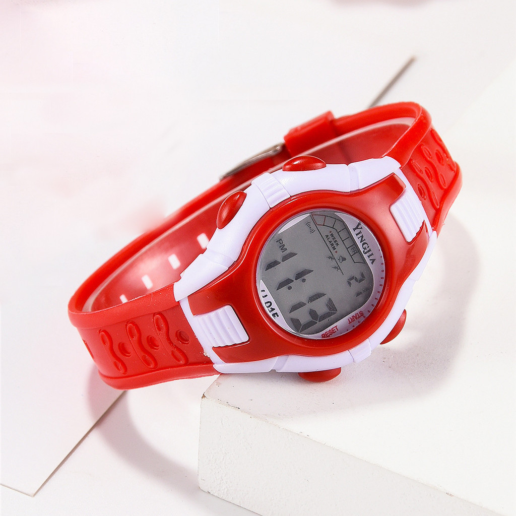 children's watch New Trend Fashion Children's Sports Watch Fashion Electronic Children's Watch children's watch with gps