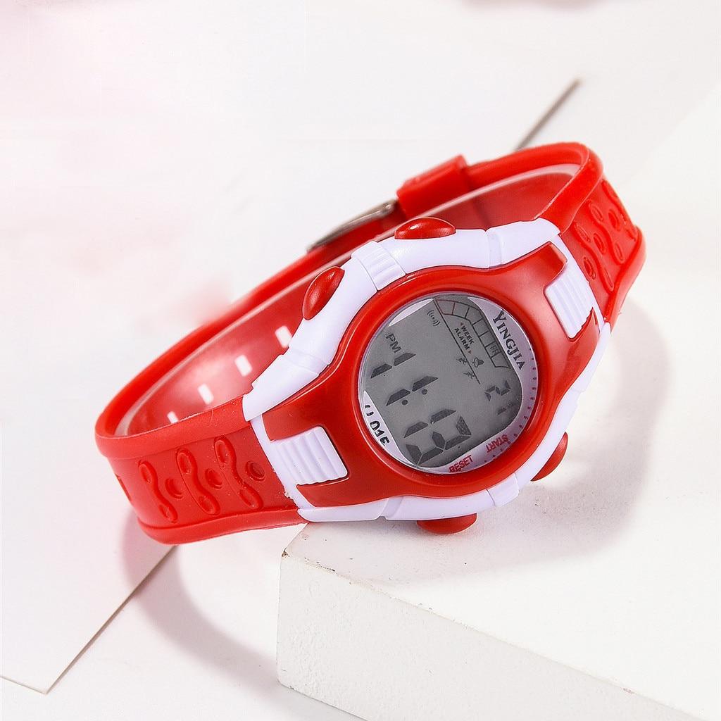 children's watch New Trend Fashion Children's Sports Watch Fashion Electronic Children's Watch children's watch with gps