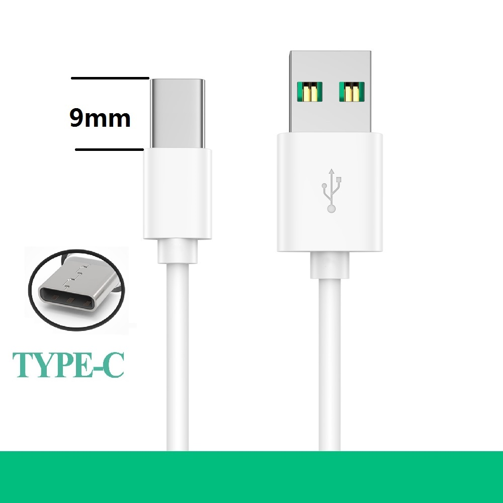 9 mm Long USB Type C Extended Connector <font><b>Charging</b></font> Cable Charger Cabel For <font><b>Blackview</b></font> BV7000/ <font><b>BV8000</b></font>/BV9000/P10000/BV9500 <font><b>Pro</b></font> S6 image