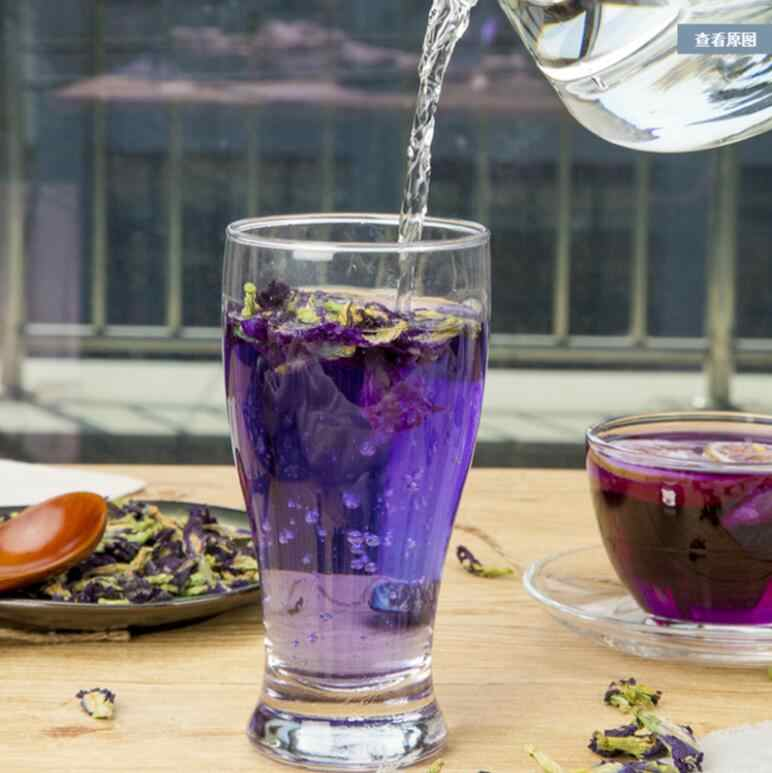 500 г чай голубая бабочка горох чай сушеный Клитория Кордофан горох цветочный чай