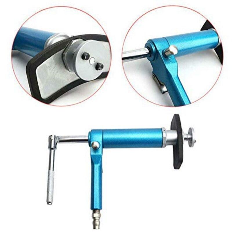 Multifonctionnel cylindre Piston voiture métal anti-dérapant pneumatique pompe de frein régulateur outil de réglage réparation automatique démontage