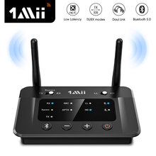 Передатчик 1mii b03 bluetooth 50 приемник аудио aptx ll hd 35