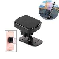 car air outlet 1Pcs Black Universal Car Magnetic Air Outlet Bracket Auto Mobile Phone Holder Mount Stand 5*4.2cm (1)