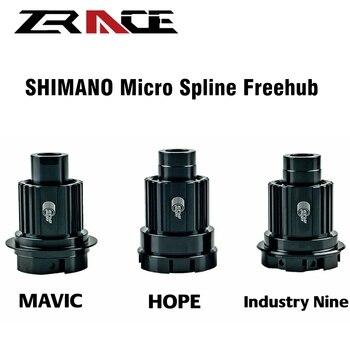7075 AL MAVIC/HOPE/Industry Nine 12 Speed Micro Spline Freehub for MAVIC / HOPE / I9 Hub Compatible 12x142mm/12x148mm Rear HUB