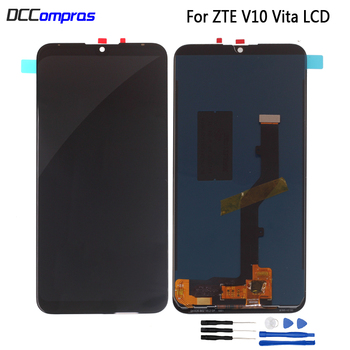 For ZTE Blade V10 Vita LCD Display Touch Screen Digitizer For ZTE Blade V10 Vita Display Assembly Replacement Screen LCD