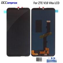 Original For ZTE Blade V10 Vita LCD Display Touch Screen Digitizer For ZTE Blade V10 Vita Display Assembly Replacement ScreenLCD