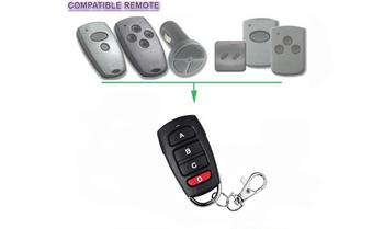 1pcs FOR Marantec Digital 212 214 433Mhz Garage Door replacement Remote Control transmitter clone key fob free shipping nice flo2r s replacement garage door transmitter free shipping