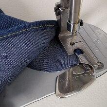 Accesorios para máquinas de coser multifunción para coche plano hogareño dobladillo enrollado estrecho prensatelas para coser
