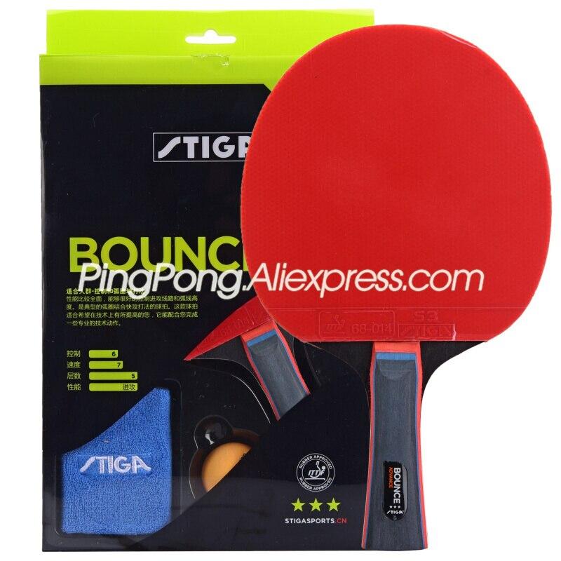 /Nastro di Racchetta deping Pong Tennis di Tavolo Stiga/