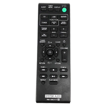 Новый Rplacement для SONY RM AMU171 аудио системы дистанционного управления CMT SBT100 CMT SBT100B Fernbedienung